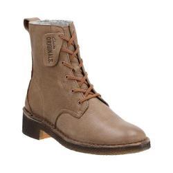 Women's Clarks Maru Elsa Combat Boot Khaki Leather|https://ak1.ostkcdn.com/images/products/125/776/P19144246.jpg?impolicy=medium