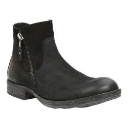 Men's GBX Tacks Ankle Boot Black Melizza Leather