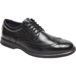 Men's Rockport Dressports 2 Lite Wing Tip Oxford Black Leather