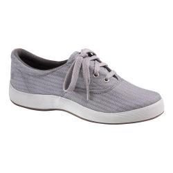 Women's Grasshoppers Janey Seasonal Steel Grey Cotton Woven
