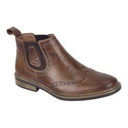 Men's Rieker-Antistress Dustin 81 Chelsea Boot Tabak Leather