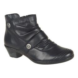 Women's Rieker-Antistress Lynn 63 Black Leather