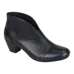 Women's Rieker-Antistress Sarah 53 Bootie Black/Nero Leather