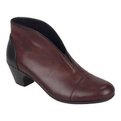 Women's Rieker-Antistress Sarah 53 Bootie Medoc/Black Leather