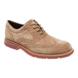 Men's Rockport Total Motion Fusion Wing Tip New Vicuna
