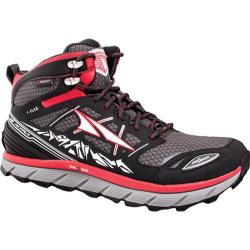 Men's Altra Footwear Lone Peak 3.0 Mid NeoShell Trail Running Shoe Red