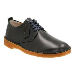 Men's Clarks Desert London Dark Navy Leather