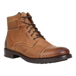 Men's GBX Bro Cap Toe Ankle Boot Tan Sportive