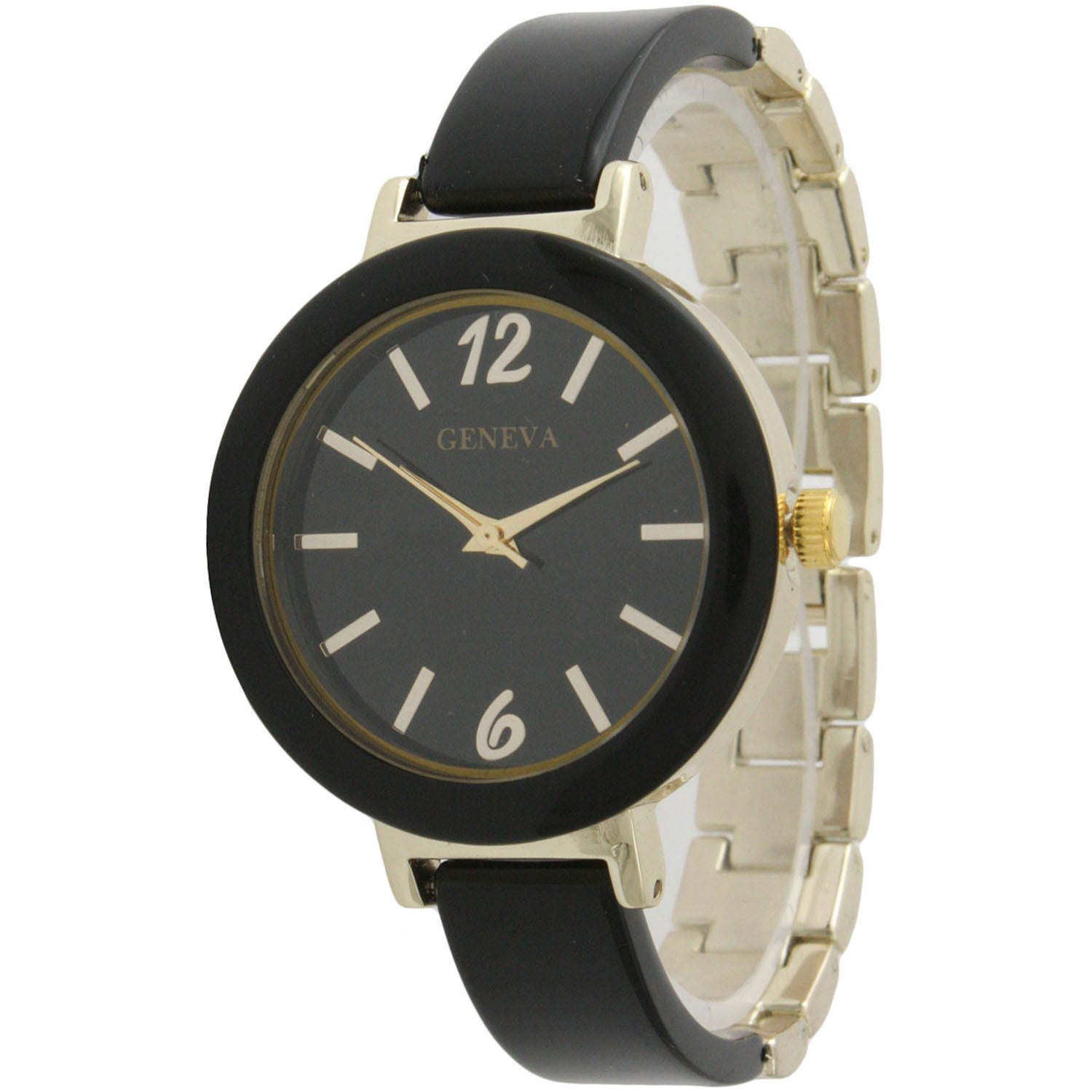 Chic Ceramic Inspired Bracelet Watch