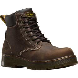 Men's Dr. Martens Winch Waterproof NS 7 Eye Boot Brown Cris Cros Waterproof