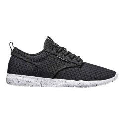 Men's DVS Premier 2.0 Sneaker Black/White Weave