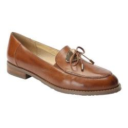 Women's Ros Hommerson Dana Medallion Loafer Coffee Leather