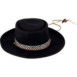 Women's San Diego Hat Company Wool Felt Hat WFH8022 Black