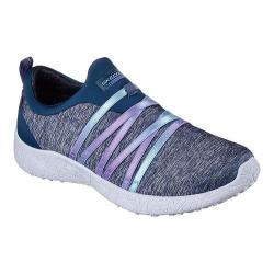 Women's Skechers Burst Alter Ego Sneaker Navy