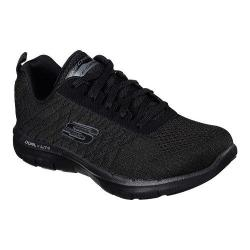 Women's Skechers Flex Appeal 2.0 Break Free Training Shoe Black