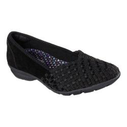 Women's Skechers Relaxed Fit Career Puzzling Loafer Black