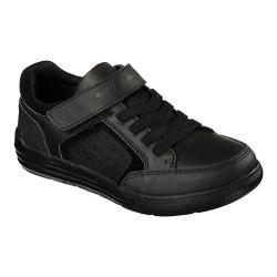 Boys' Skechers Relaxed Fit Maddox Ashez Sneaker Black