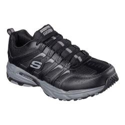Men's Skechers Stamina Plus Rappel Training Shoe Black/Gray