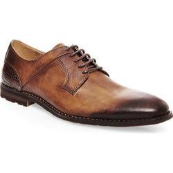 Men's Steve Madden Kojaxx Oxford Tan Leather