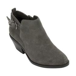 Women's White Mountain Sadie Bootie Grey Suede