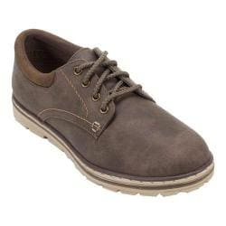 Women's Cliffs by White Mountain Kennesaw Lug Sole Oxford Stone Textile/Sueded Smooth