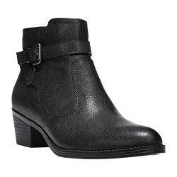 Women's Naturalizer Zakira Bootie Black Leather https://ak1.ostkcdn.com/images/products/125/986/P19169129.jpg?impolicy=medium