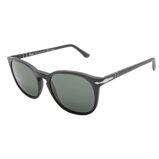 Persol PO3007/S-900058 Round Green Polarized Sunglasses