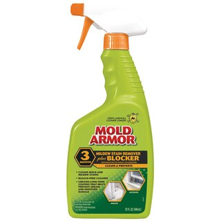 Mold Armor FG523 32 Oz Mildew Stain Remover Plus Blocker