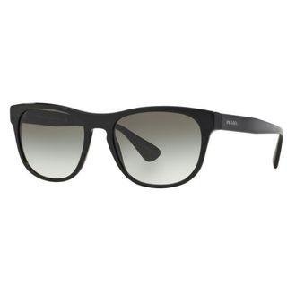 Prada PR14RS-1AB0A7 Square Grey Gradient Sunglasses