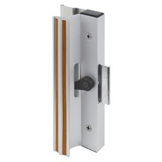 Prime Line C1005 Aluminum Sliding Glass Door Clamp Type Latch