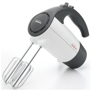 Sunbeam 002525-000-000 220 Watt 6 Speed Retractable Cord Hand Mixer