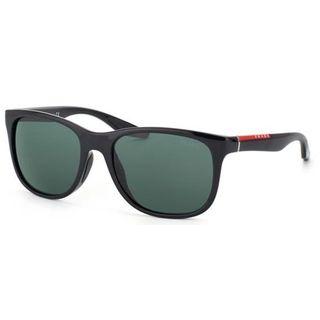 Prada Sport PS03OS-1AB3O1 Sport Green Sunglasses