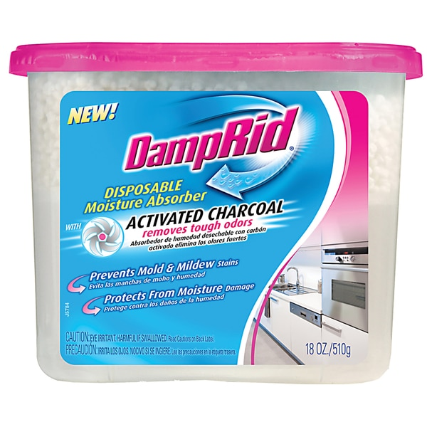 Shop Damp Rid Fg118 18 Oz Moisture Absorber With Activated