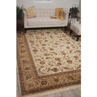 Nourison Royalty Beige Area Rug