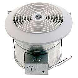 Shop broan 673 vertical discharge bathroom exhaust fan - Through the wall exhaust fan for bathroom ...