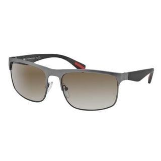 Prada Sport PS56PS-DG00A7 Sport Grey Gradient Sunglasses