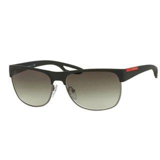 Prada Sport PS57QS-DG00A7 Sport Grey Gradient Sunglasses