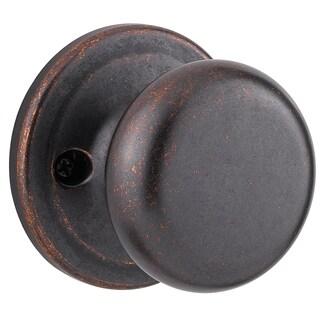 Kwikset Signature Series 97200-791 Rustic Bronze Juno Passage Knob