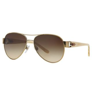 Ralph Lauren RL7047Q-928613 Aviator Brown Gradient Sunglasses