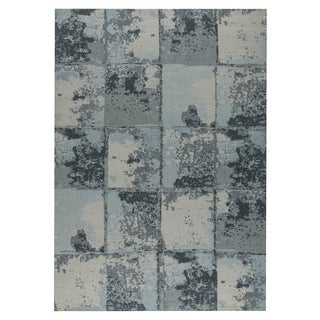 M.A.Trading Hand-woven Cleveland Grey (2'x3')