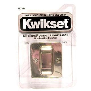 Kwikset 93320-019 Pocket Door Pull