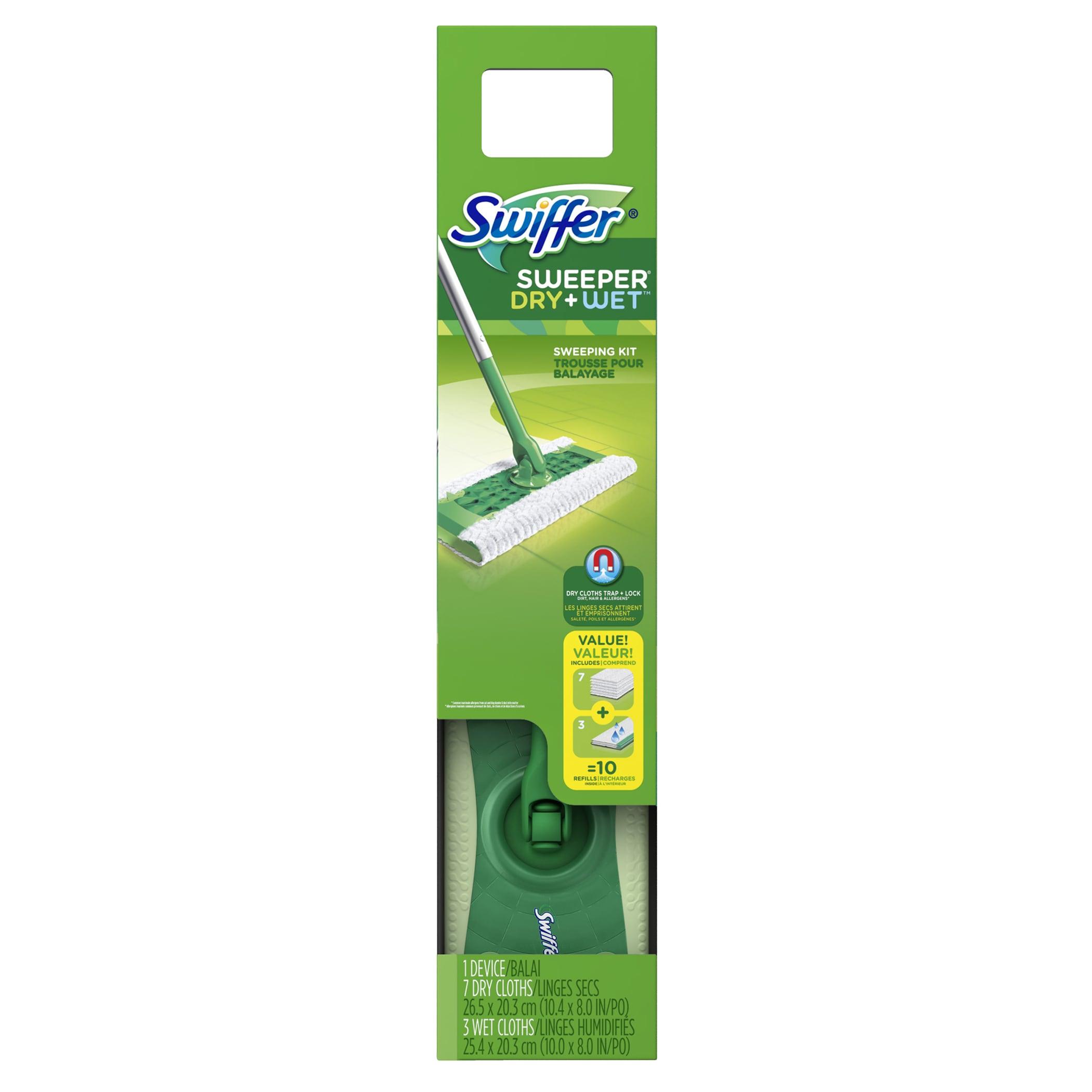 Shop Swiffer 92814 Swiffer Sweeper Floor Mop Starter Kit