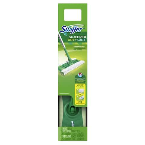 Swiffer 92814 Swiffer Sweeper Floor Mop Starter Kit