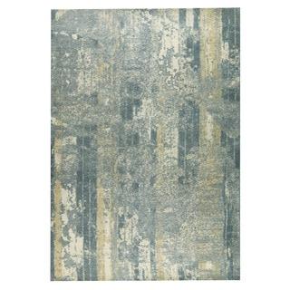 M.A.Trading Hand-woven Hayward Grey/Beige (8'x10')