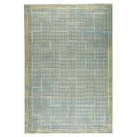 M.A.Trading Hand-woven Burbank Grey/Beige Rug - 8' x 10'