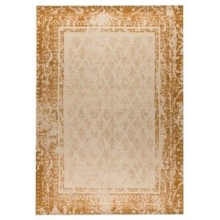 M.A.Trading Hand-woven Corona Rust (9'x12')