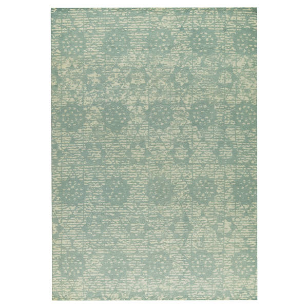 M.A.Trading Hand-woven Baltimore Light Blue - 8' x 10'