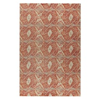 M.A.Trading Hand-woven Lakeland Red - 5' x 8'