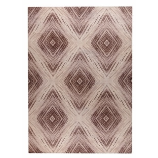 M.A.Trading Hand-woven Lansing Brown (5'x8')