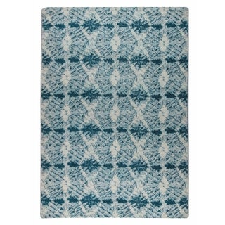 M.A.Trading Hand-woven Lakeland Green (5'x8')
